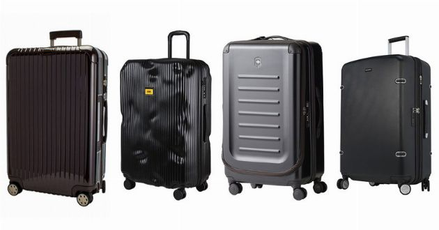 7泊8日以上の大型旅行におすすめなスーツケース13選