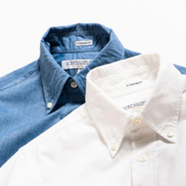 2015秋冬に準備したい、人気・流行メンズシャツまとめ