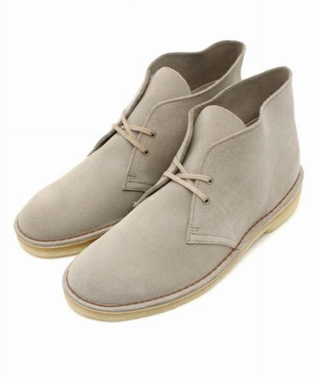 伝統と革新を融合した、クラークスの靴が大人にハマる