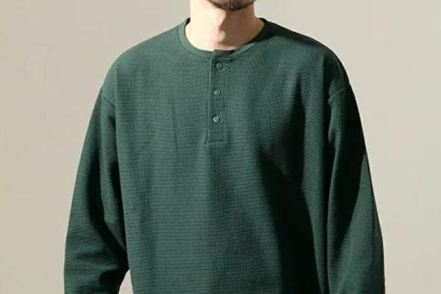サーマルは男の必須ワードローブ。実は1年中着られる万能服なんです