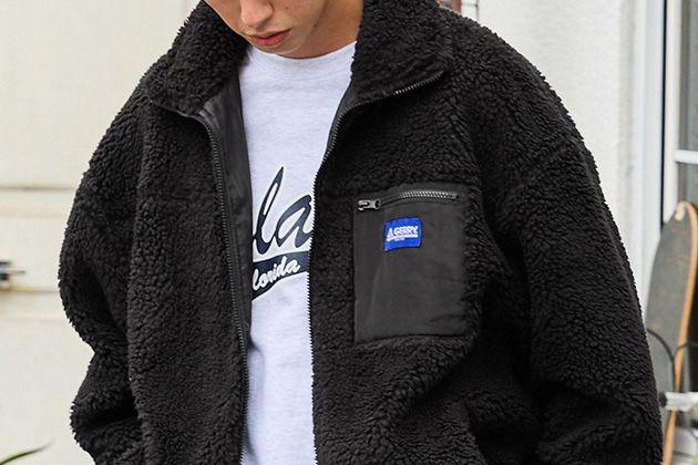 ボアジャケットが流行中! 味方につけたい人気ブランド&コーデ