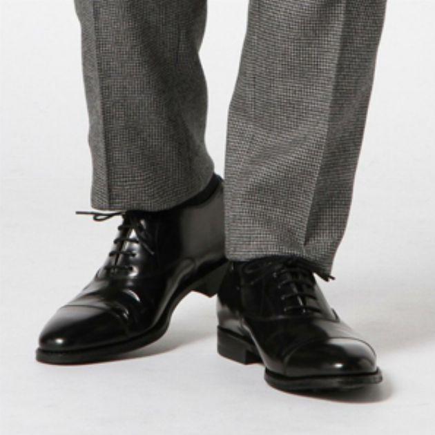 革靴選びに重要なフィッティング、7つのチェック項目