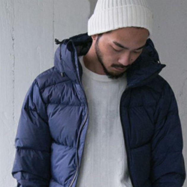 冬の本命。ダウンジャケットは日本発のブランドが最強