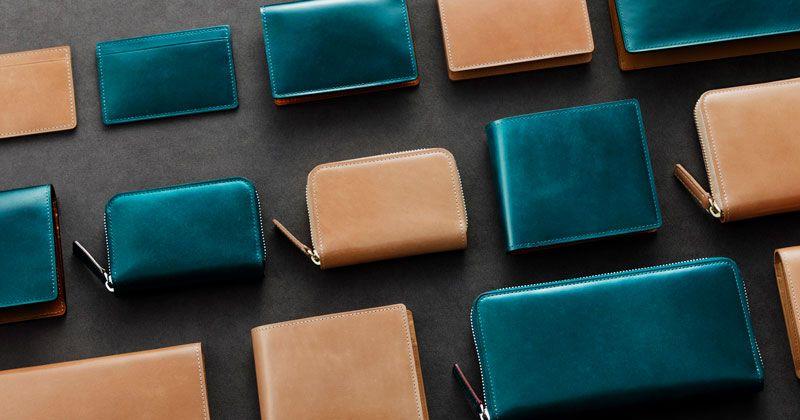 異彩を放つ限定色も登場。なぜ土屋鞄製造所のコードバンシリーズはこんなにも魅力的なのか