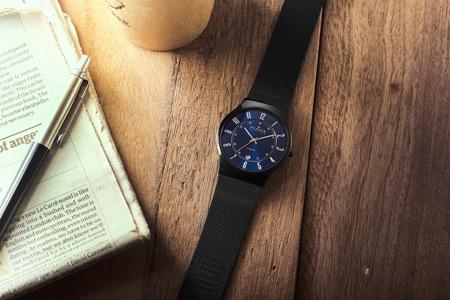 夏コーデに好相性な腕時計。選ぶべきは、見た目も着用感も涼しい1本