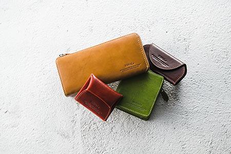 大人が選びたい。『ゾナール』の財布の魅力
