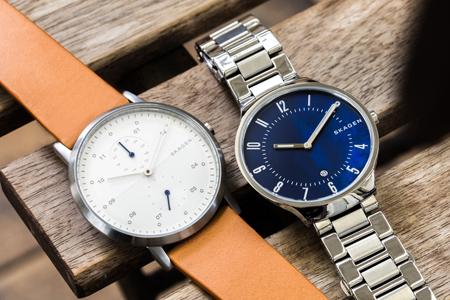 シンプル+α。だからこそ選びたい『スカーゲン』の腕時計