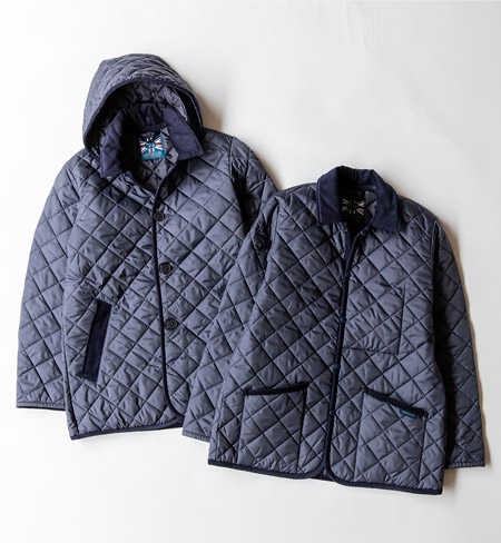 より着やすく、今っぽく。『ラベンハム』の定番モデルはココが変わった