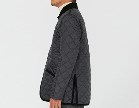 ▼ポイント1:パターン刷新で立体的な仕立てに。着用感が格段にアップ