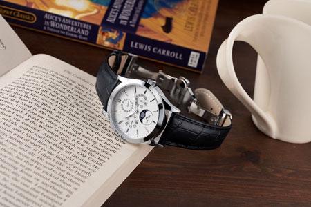 『カルレイモン』の腕時計には、誠実なモノ作りと確かなこだわりが宿っている