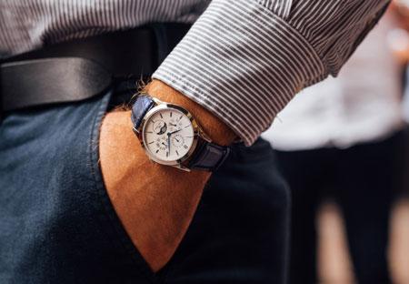 ムーンフェイズ人気の立役者。時計好きの間で話題になっているブランドがある