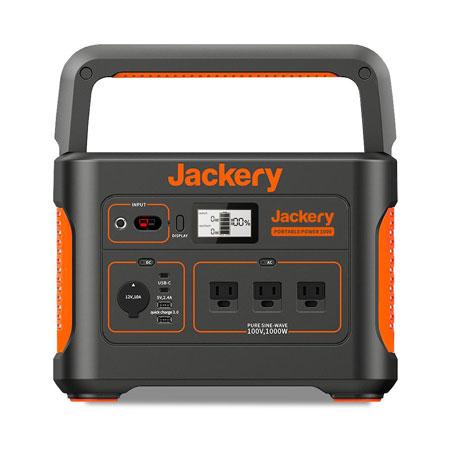『ジャクリ』Jackery ポータブル電源 1000