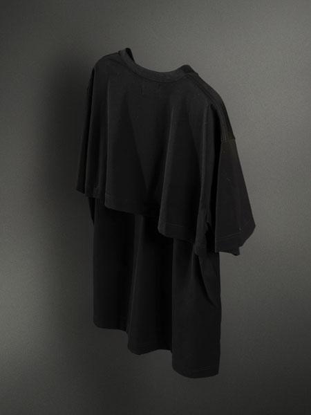 1枚でも心強い。汗蒸す時期でも爽快に着こなせる、2種類のTシャツ 2枚目の画像