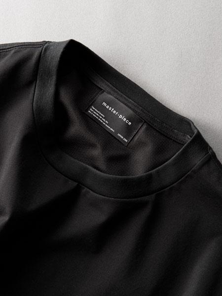 1枚でも心強い。汗蒸す時期でも爽快に着こなせる、2種類のTシャツ 3枚目の画像