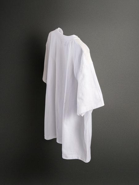 1枚でも心強い。汗蒸す時期でも爽快に着こなせる、2種類のTシャツ 5枚目の画像