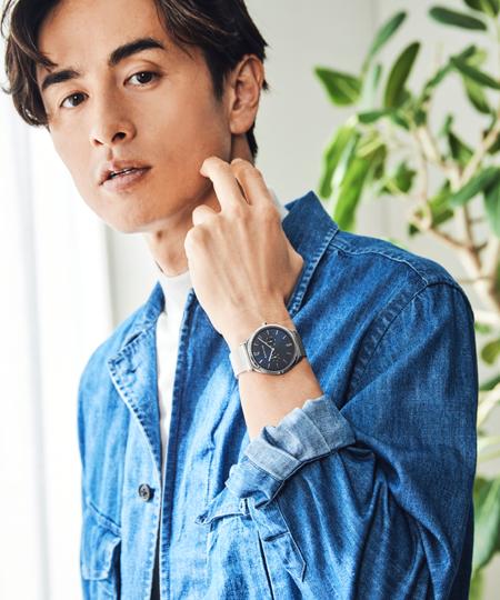 薄型シンプル時計の決定版。『ベーリング』の新作ウォッチをその腕に
