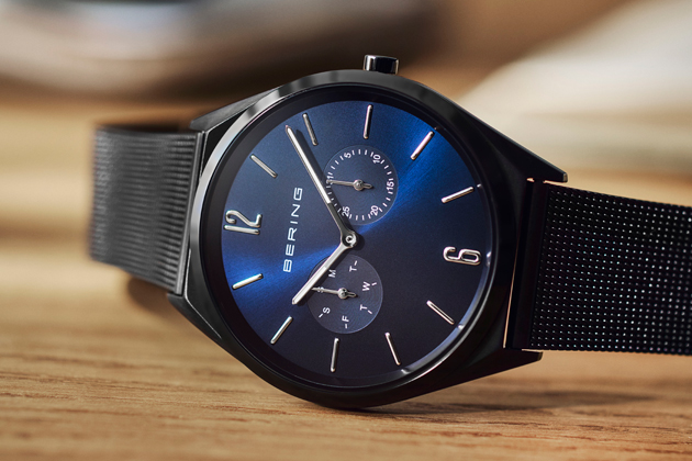 """シンプルなだけじゃつまらない。""""脱・単調""""を叶える北欧発、薄型時計の最適解"""