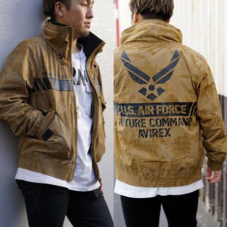 羽織れば一気に男らしく。『AVIREX(アヴィレックス)』の新作ジャケットは武骨さ満点!