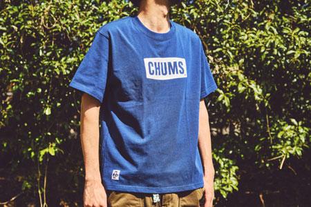 親子Tといえばこのブランド。『チャムス』のTシャツは、外遊びの理想型だ