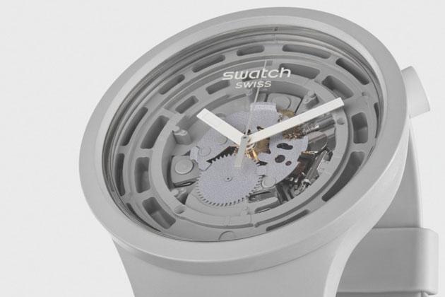 スウォッチから次なる提案。バイオ由来のセラミック素材で、腕時計はどう変わるのか?