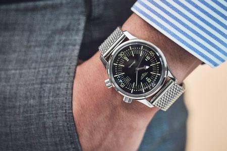 """動乱の腕時計史を開拓してきた""""歴史""""こそが、何よりの誇りになる"""