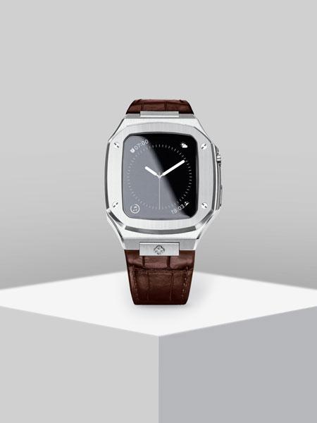 Apple Watchは小ぶりなのが好み! というあなたにもおすすめな、40mmモデルも用意
