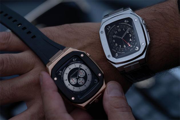 高級腕時計ファンに捧ぐ。Apple Watchをハイエンドに導く、ただ1つの方法