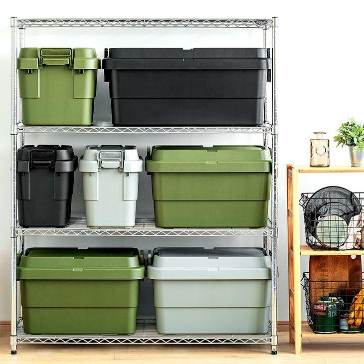 ただの収納ボックスにあらず。多種多様なスタイルにハマるトランクカーゴ