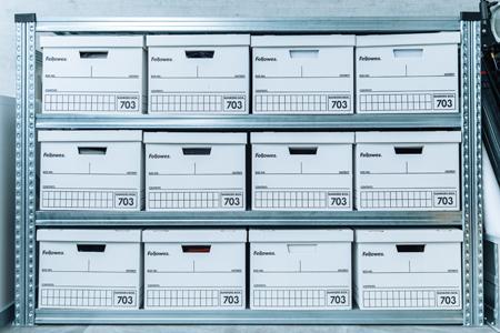 ボックスは同じアイテム&サイズでリズム良く並べる
