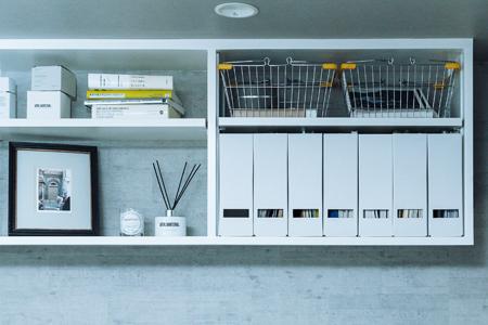 ごちゃつきがちなデスク周りも、シンプル収納で見た目すっきり&仕事効率アップ