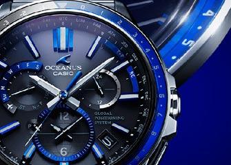 30代ビジネスマンの腕時計に、カシオのオシアナスという選択を